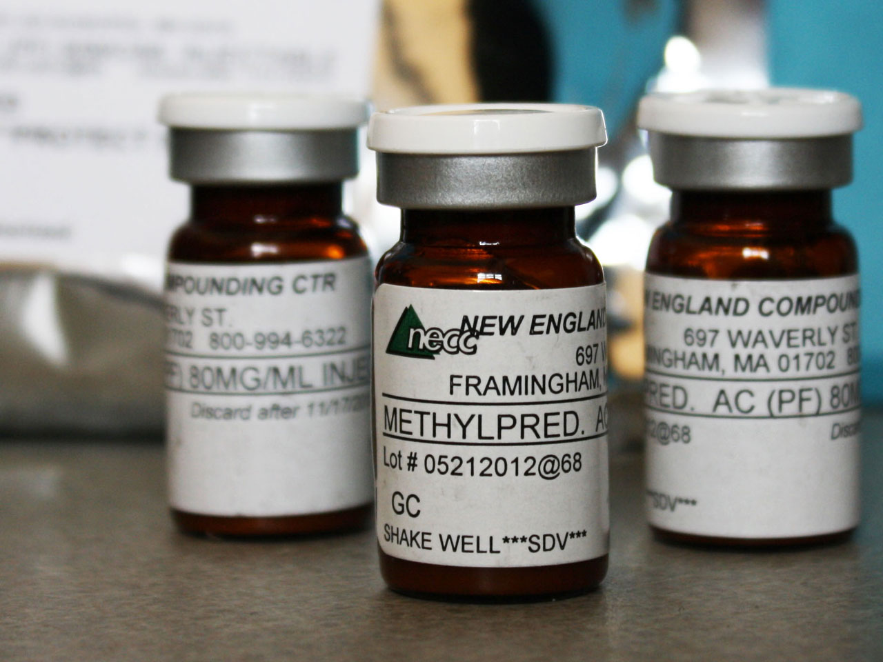 Cdc steroids organon 2008