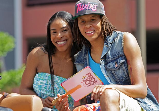 Seimone augustus married