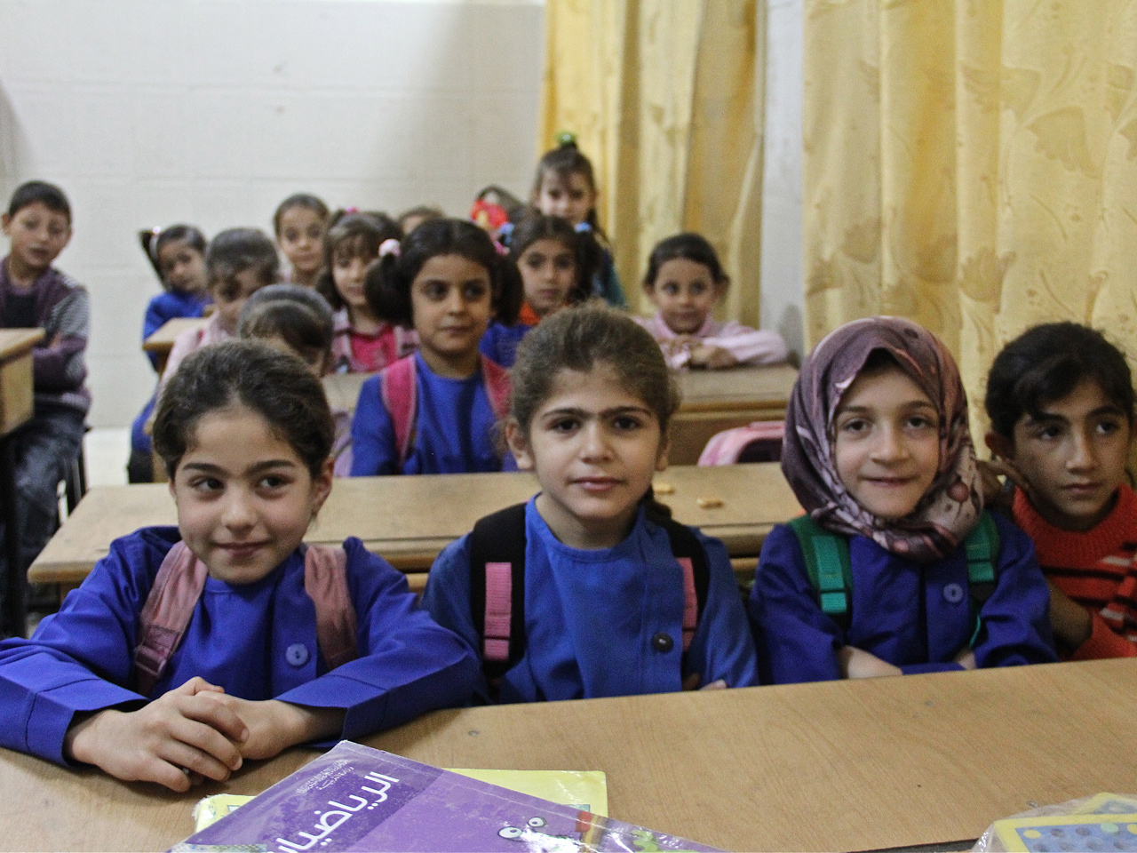 """""""Bunker schools"""" for Syrian kids - Photo 1 - Pictures ..."""