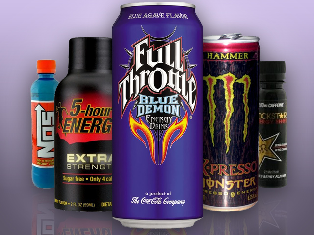 Consumer Reports Energy Drinks May Mislabel Caffeine
