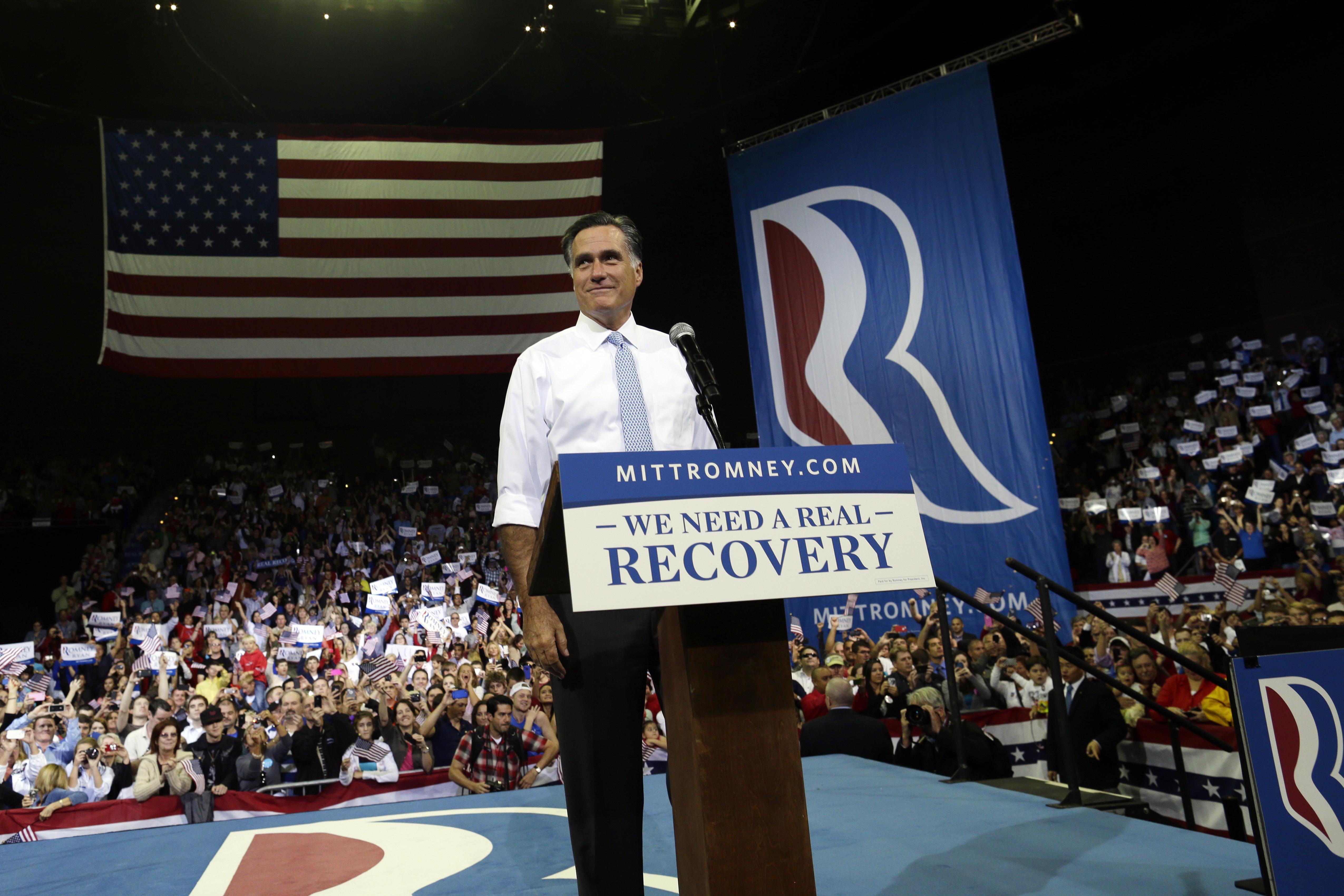 Despite Obama Derision Romney Sticks To Navy Ships
