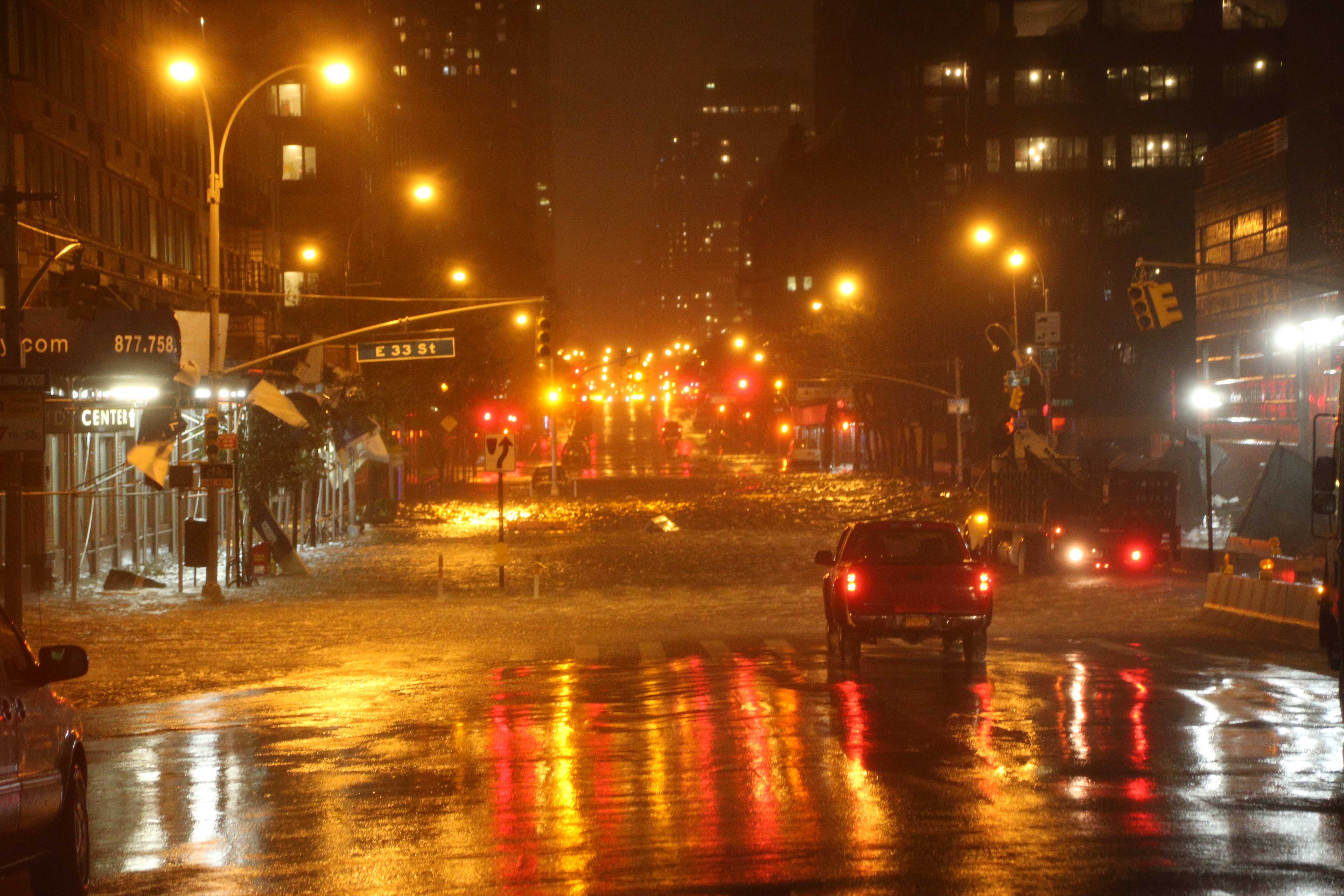 NYC hospital successfully evacuates 300 patients after