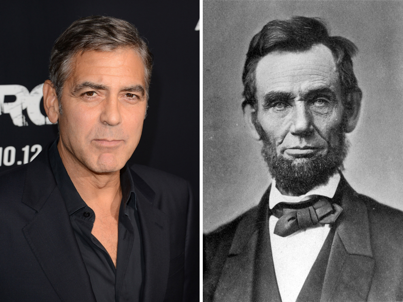 George Clooney And Abraham Lincoln Are Distantly Related