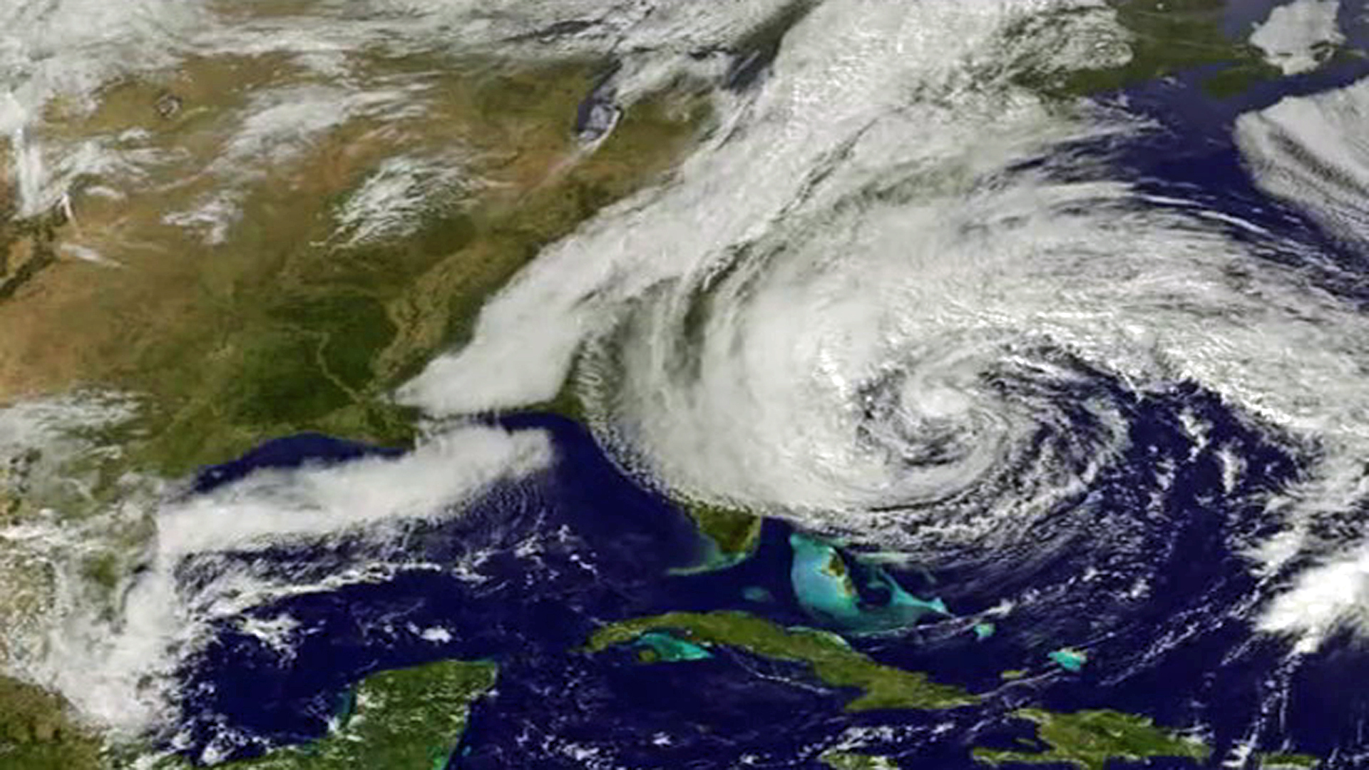 Superstorm Sandy How Storm Morphed From Quot Boring Quot To