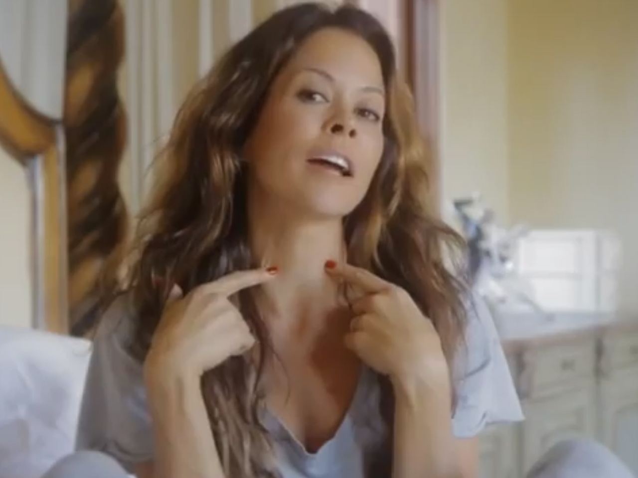 Brooke Burke Charvet Announces Thyroid Cancer Diagnosis Is It Common Cbs News