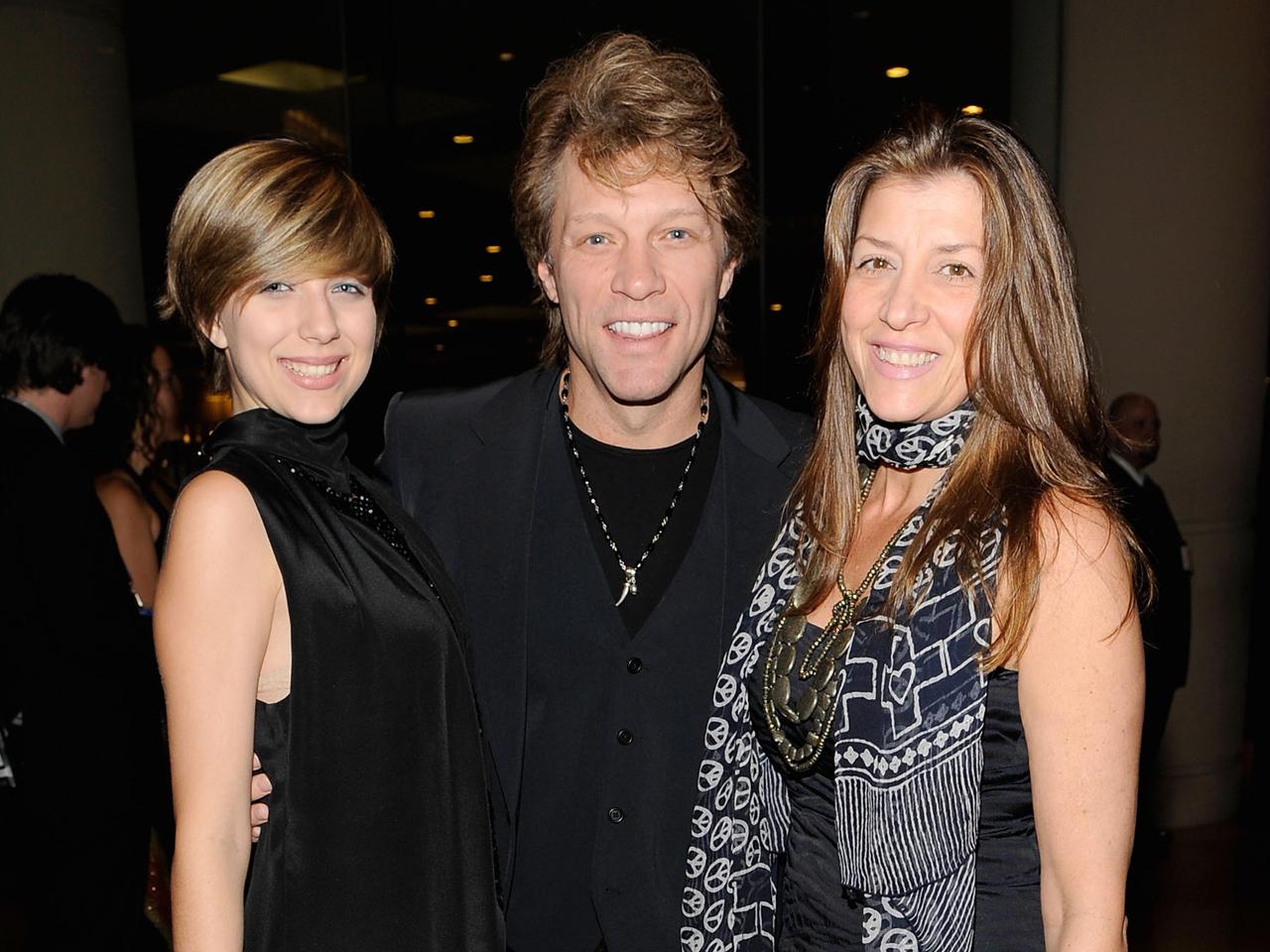 Jon Bon Jovis daughter recovering after heroin overdose