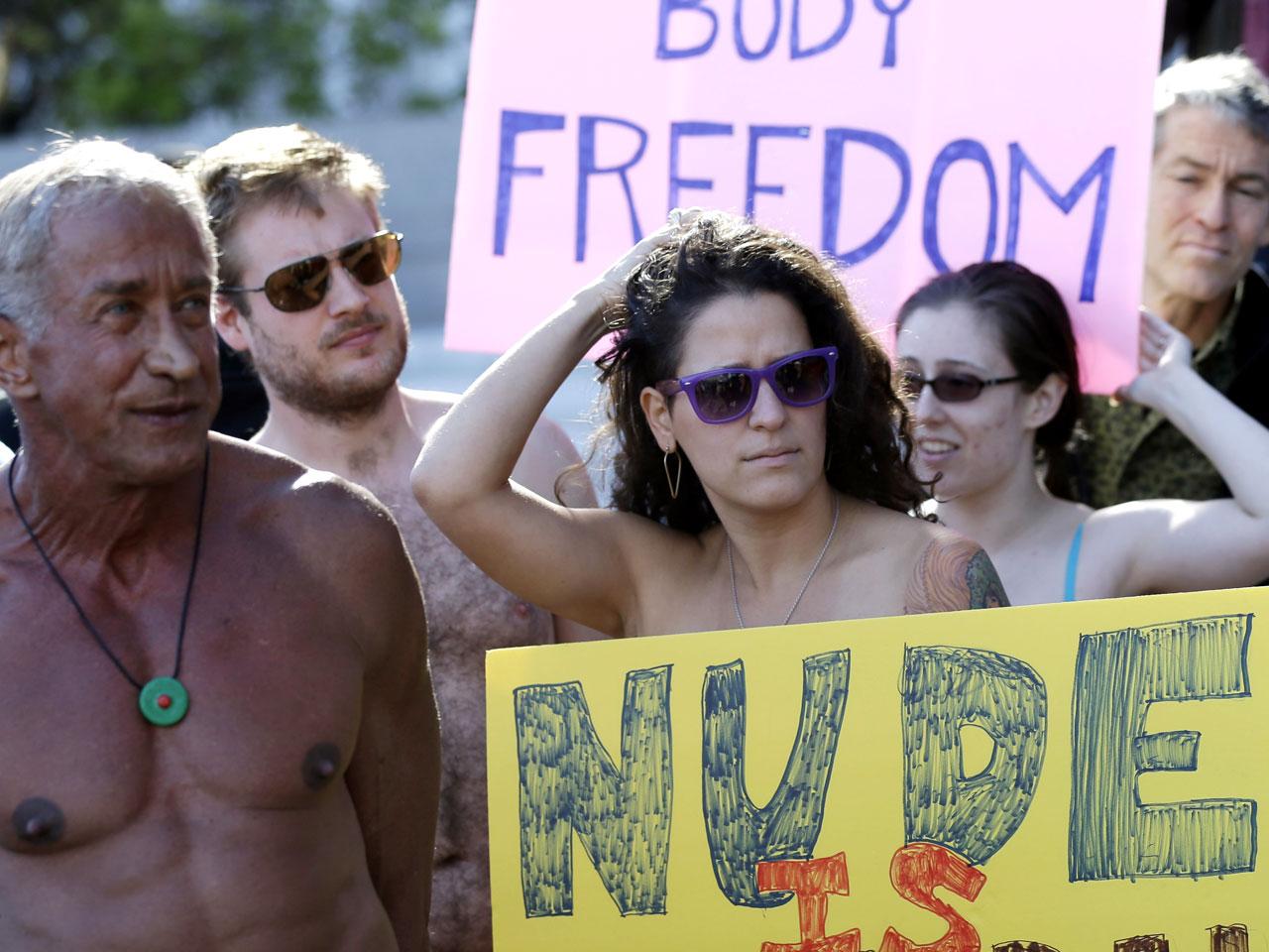Something nudist san jose california opinion you