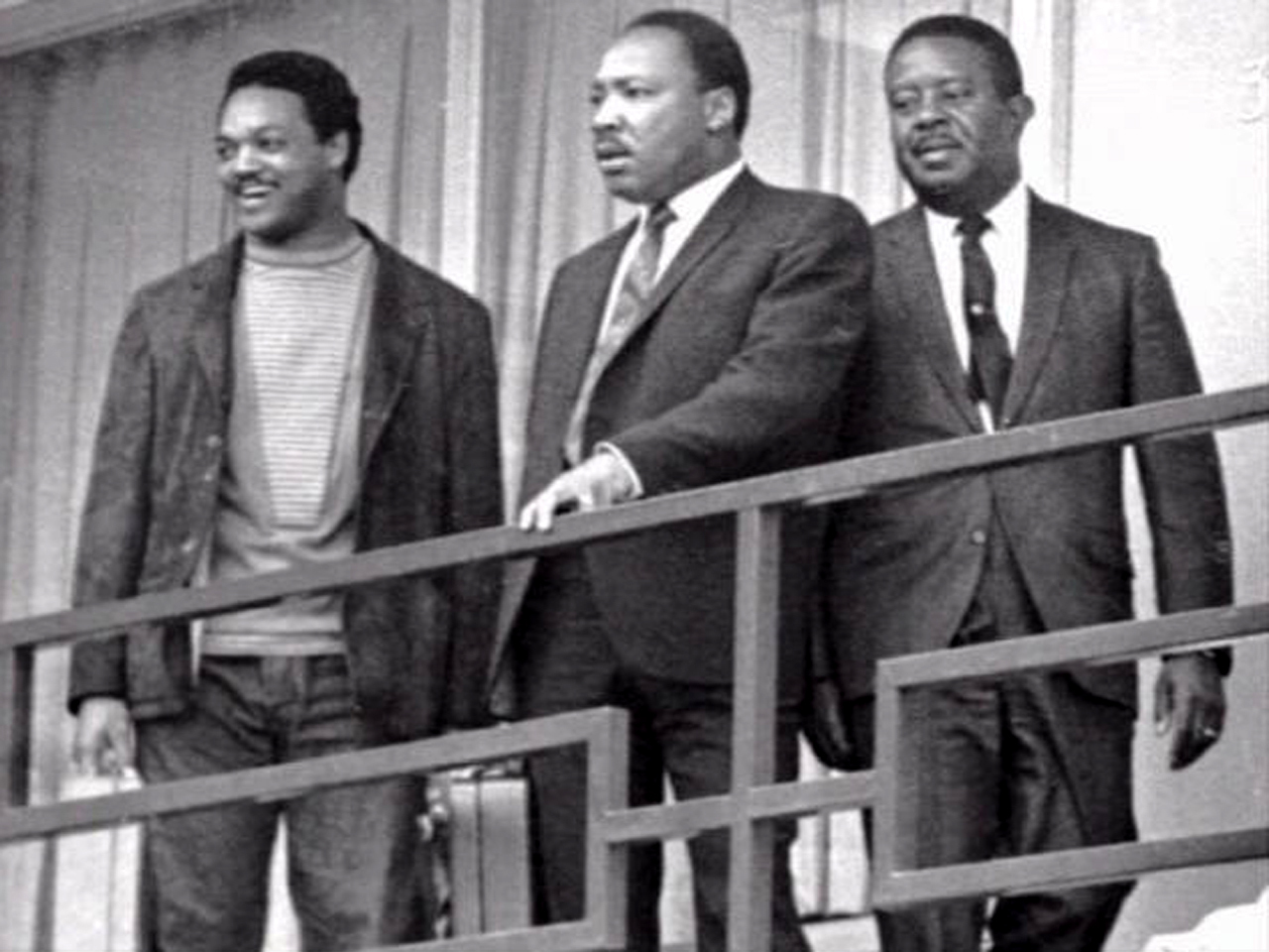 Marthin Luther King Jr Balcony Opens To Public For 1st Time In