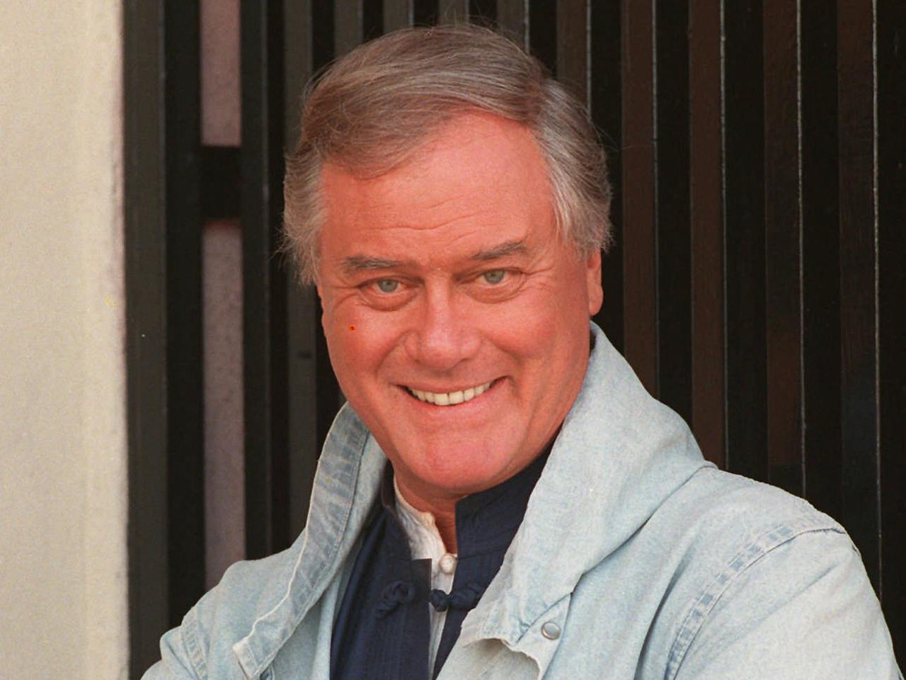 Larry Hagman jr ewing