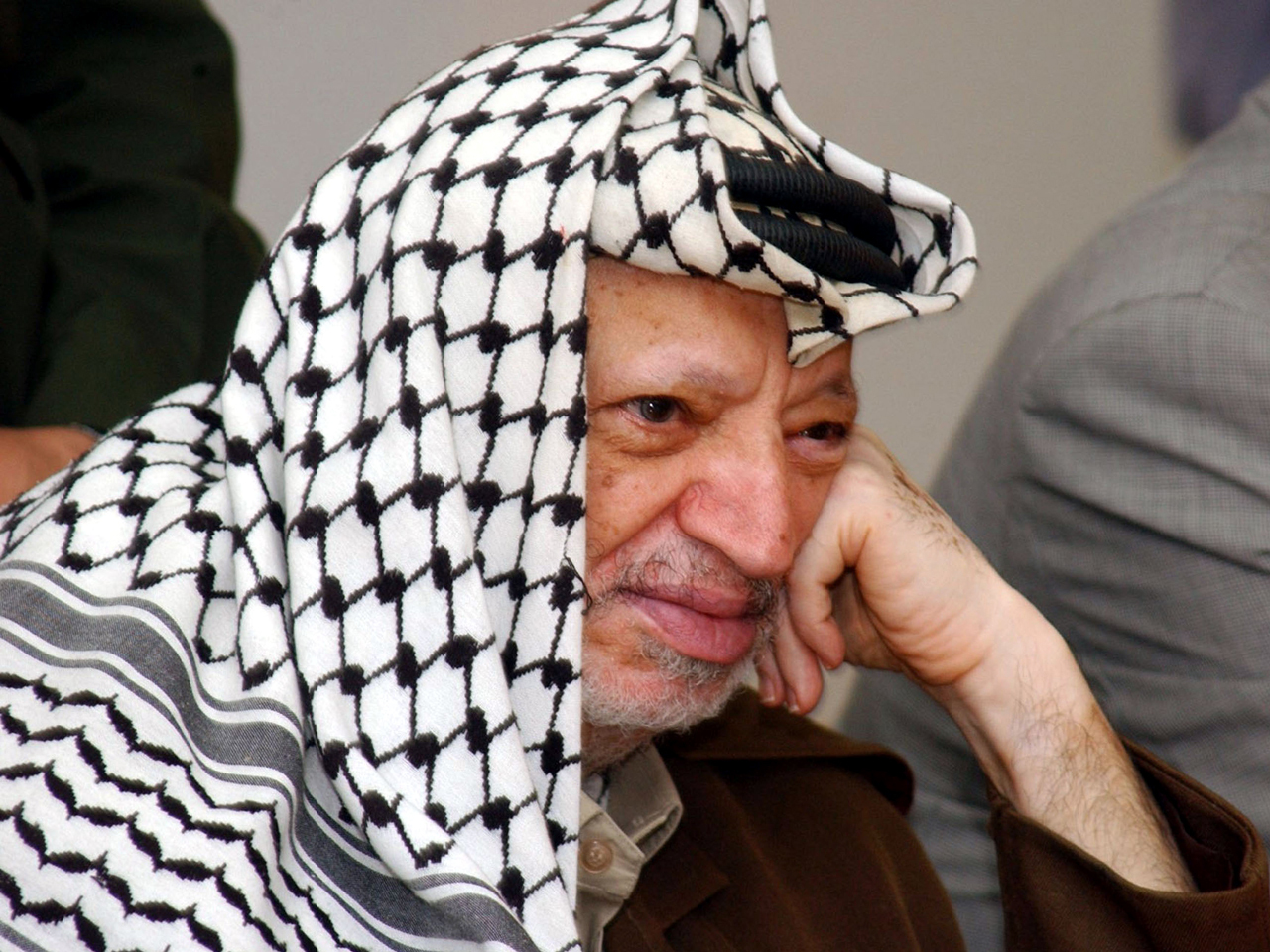 yasser arafat investigation russian probe finds death not caused by