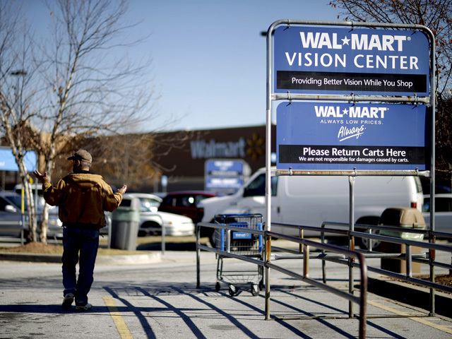 Widow of Walmart shoplifting suspect: