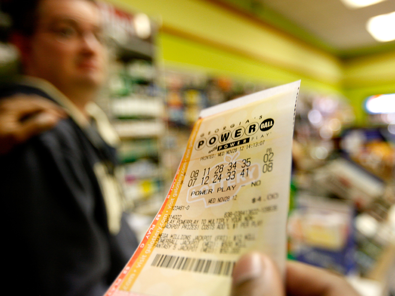 Powerball Officials Record Jackpot Has Been Won Cbs News
