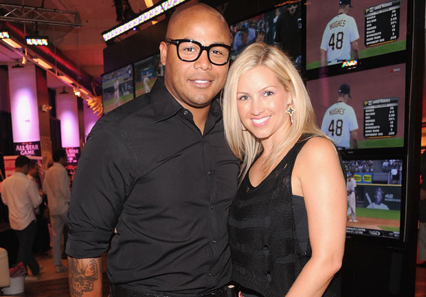 Andruw Jones Former Mlb Star Accused Of Threatening To