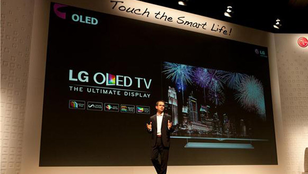 CES 2013: LG announces sale date for $12,000 55-inch OLED TV - CBS News