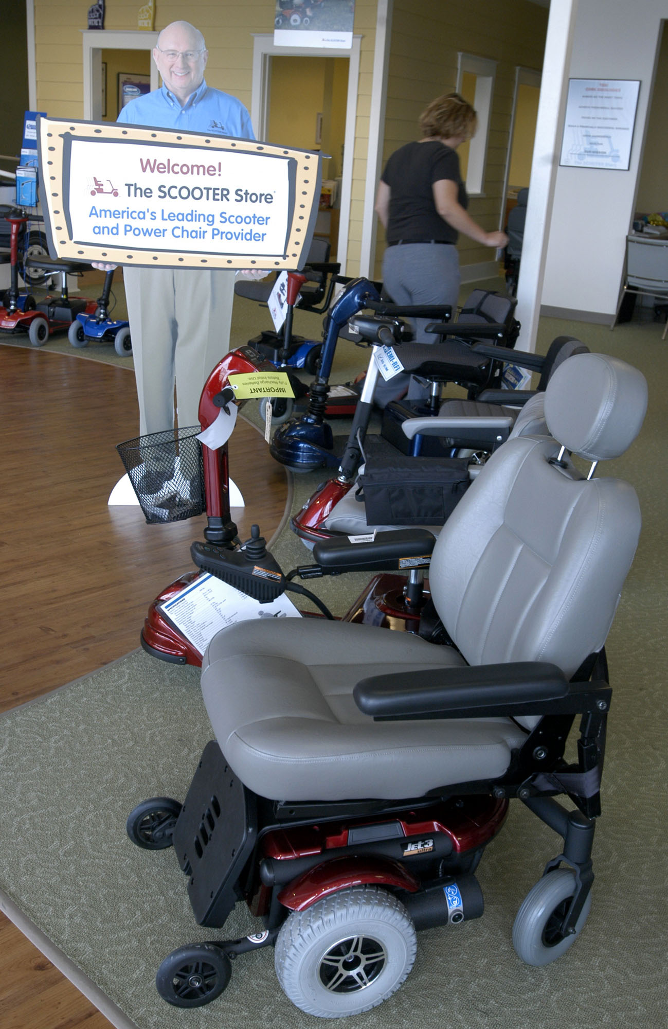Are Power Wheelchair Companies Ripping Off The Government