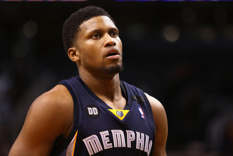 1e6e5d1f582 Rudy Gay traded to Toronto Raptors as Memphis Grizzlies continue makeover