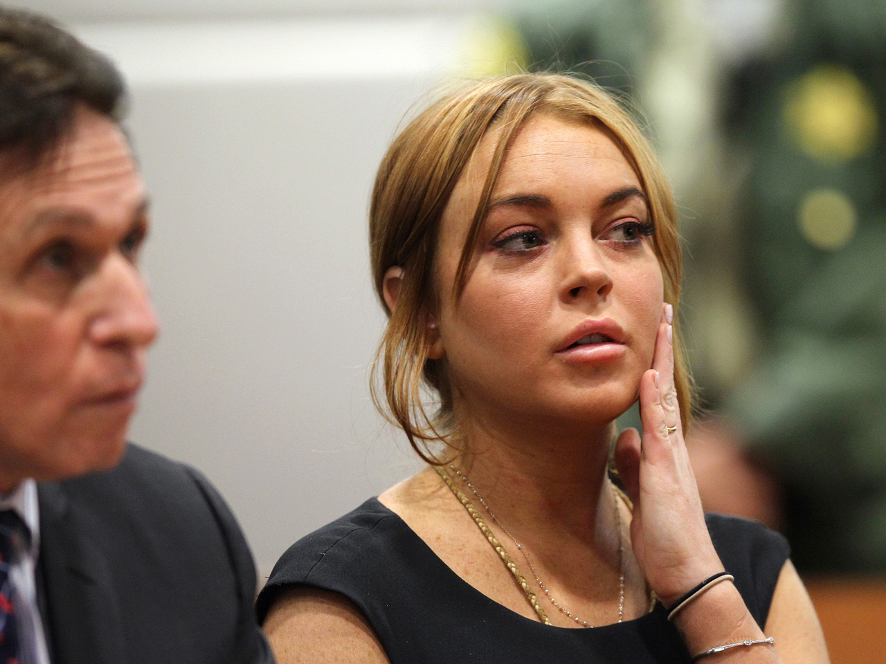 Lindsay Lohans Movie Producer Friend Keith Middlebrook