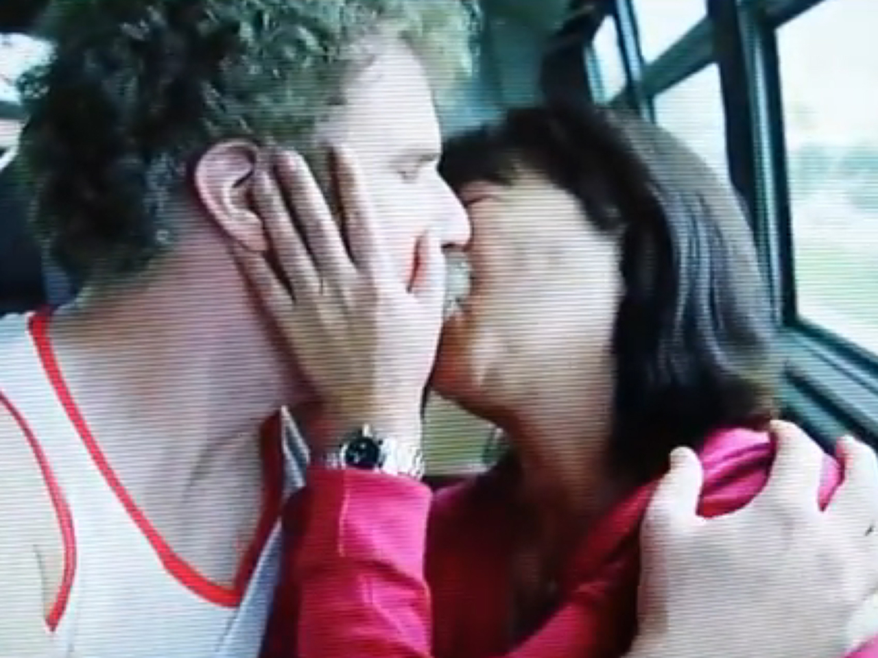 Will Ferrell kisses older woman in Old Milwaukee Super Bowl ...