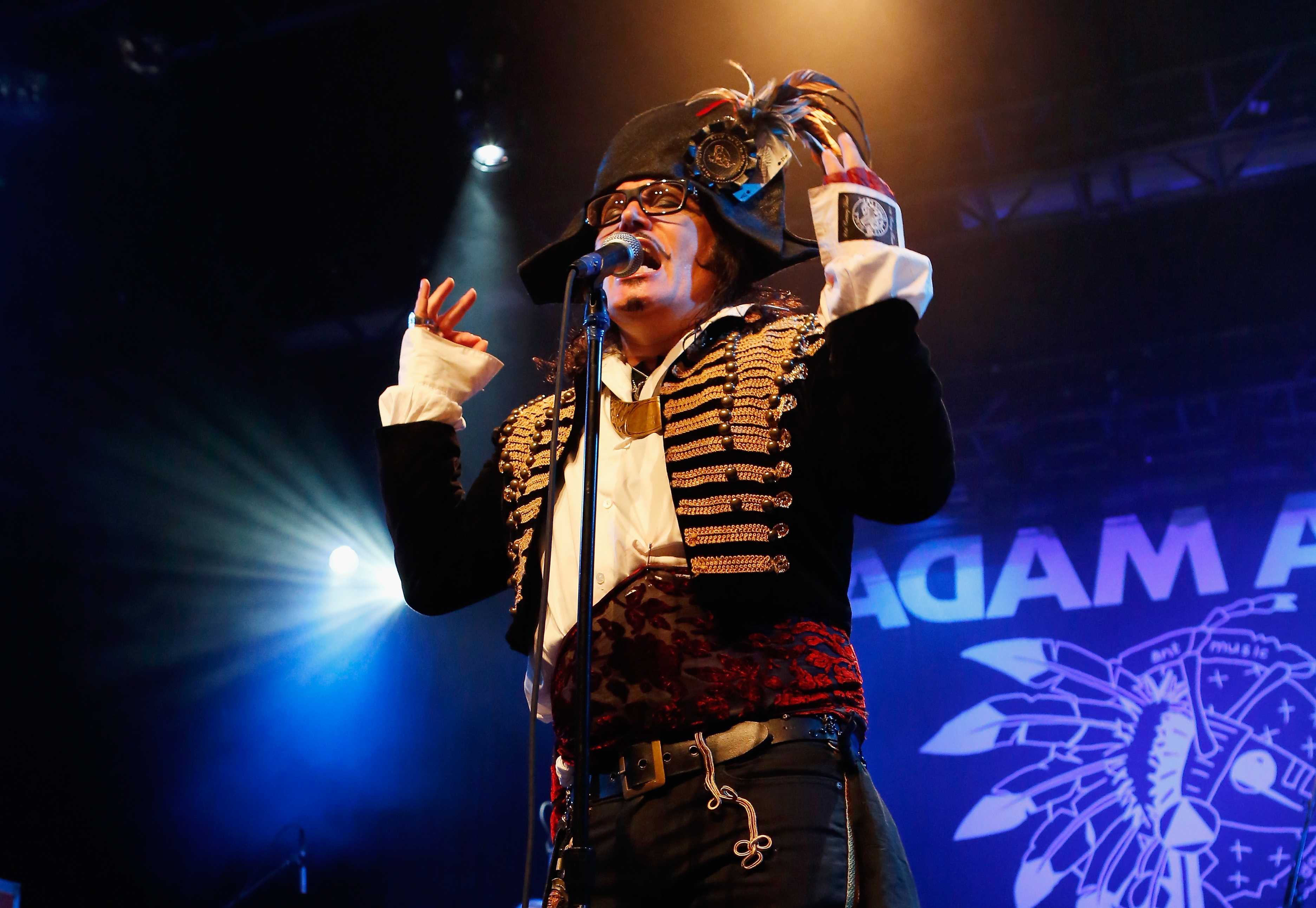 Adam Ant is back in form with first new album in 17 years - CBS News