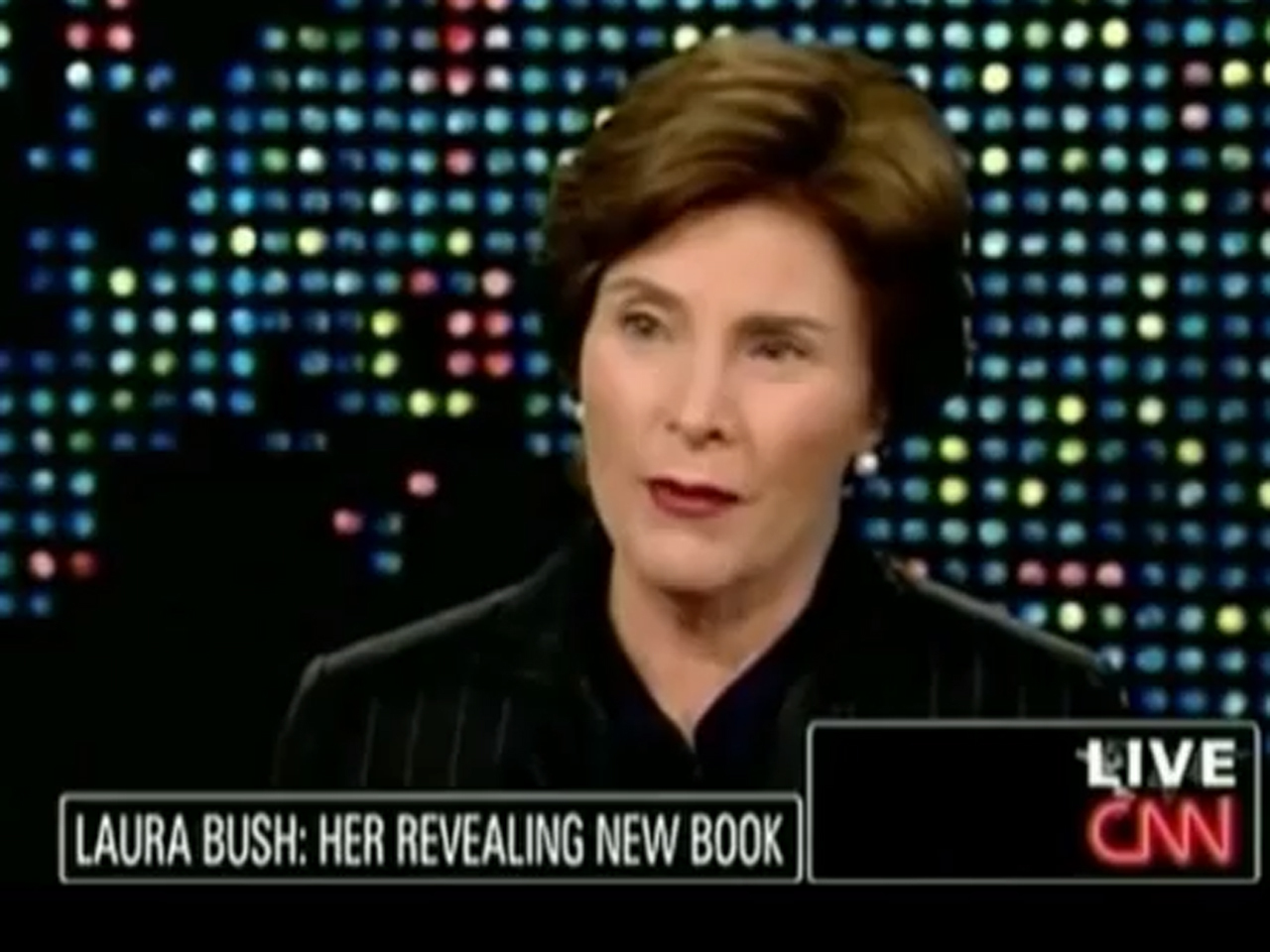 Laura Bush asks to be removed from pro-gay marriage ad - CBS .