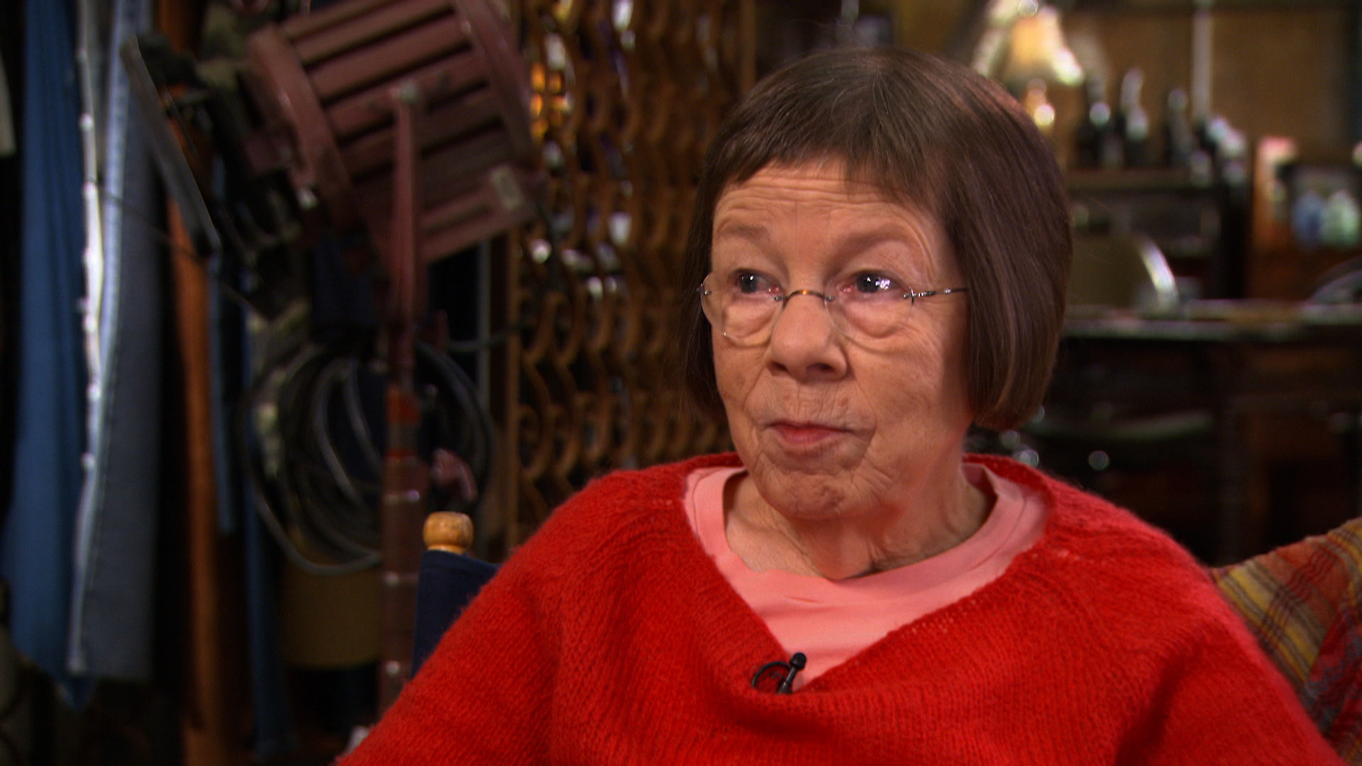 Watch Linda Hunt video
