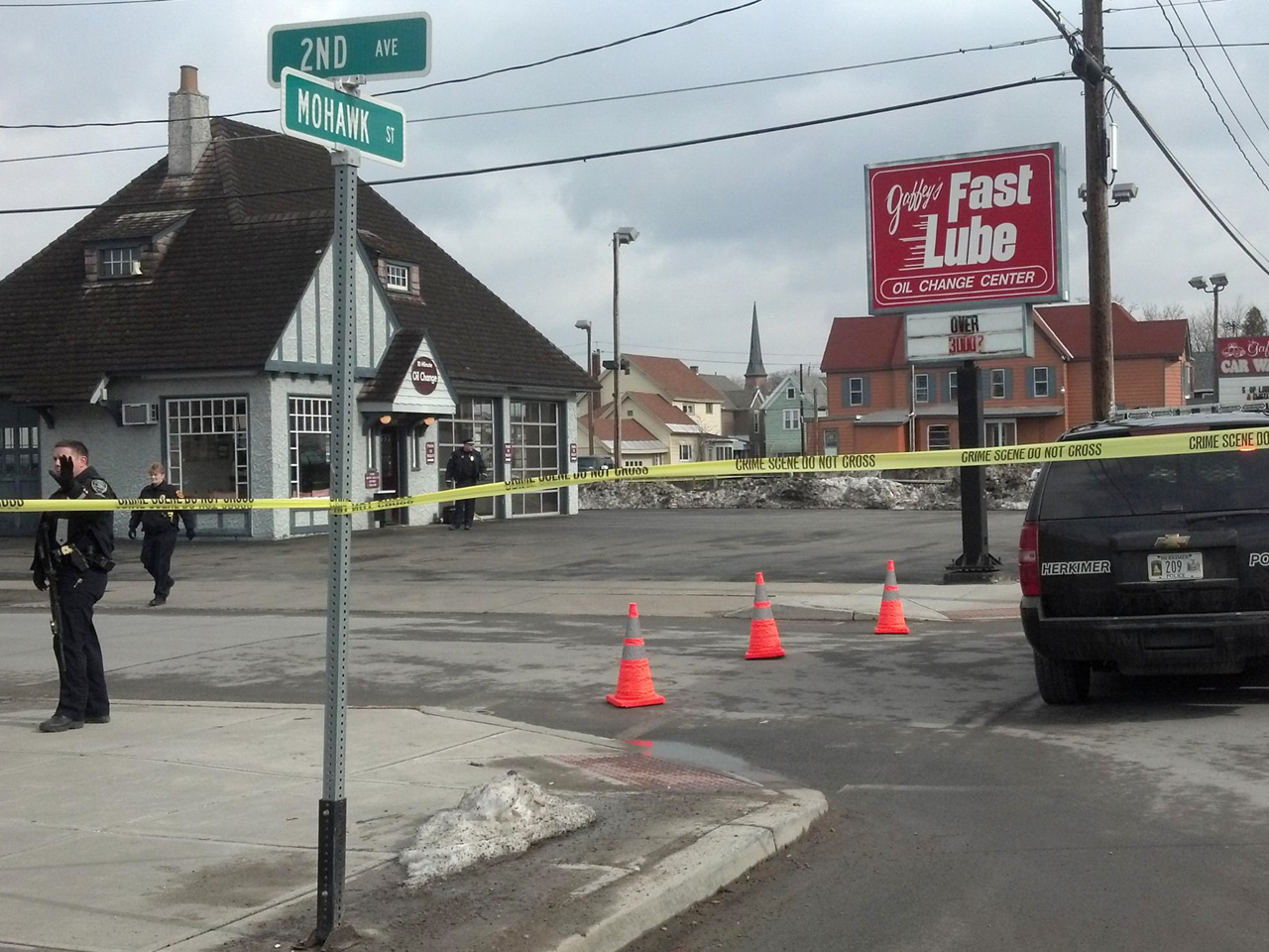 Upstate New York Shooting Update: Police may have located