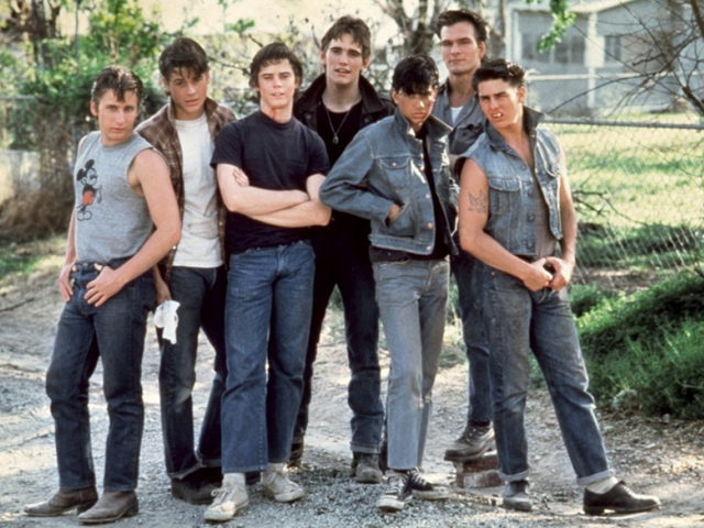 """The Outsiders"" - ""The Outsiders"" celebrates 30 years ..."