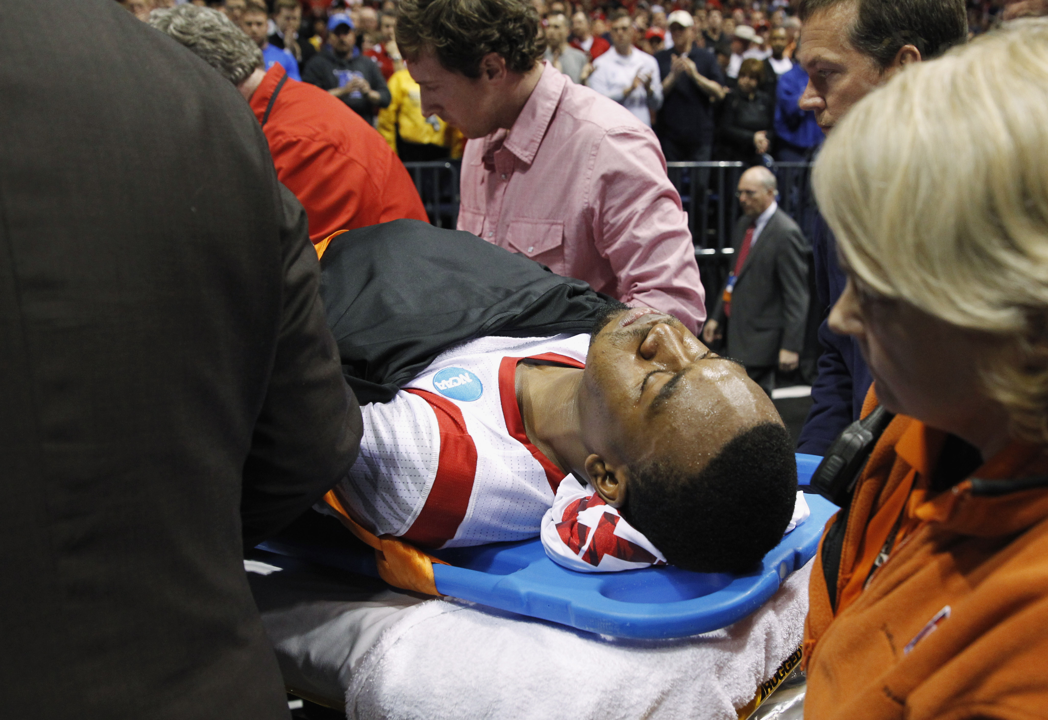 fd221168618 Kevin Ware injury could put scholarship at risk. By Brian Montopoli