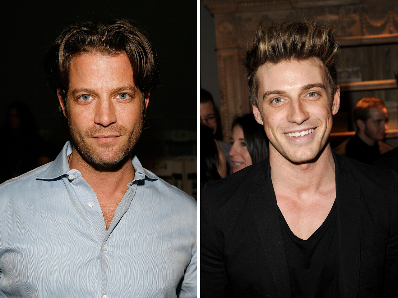 nate berkus and jeremiah brent are engaged cbs news. Black Bedroom Furniture Sets. Home Design Ideas