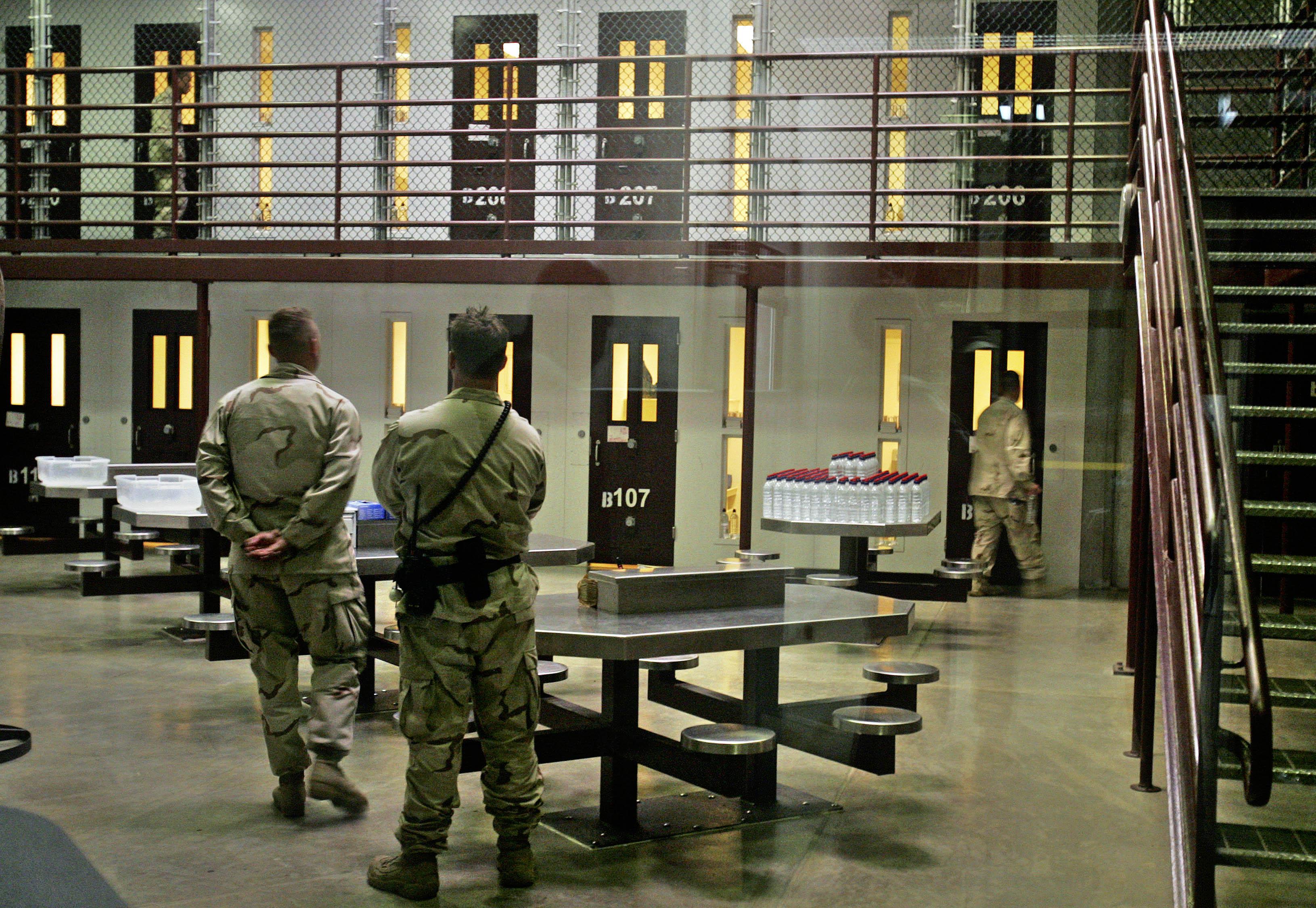 Woman Guantanamo