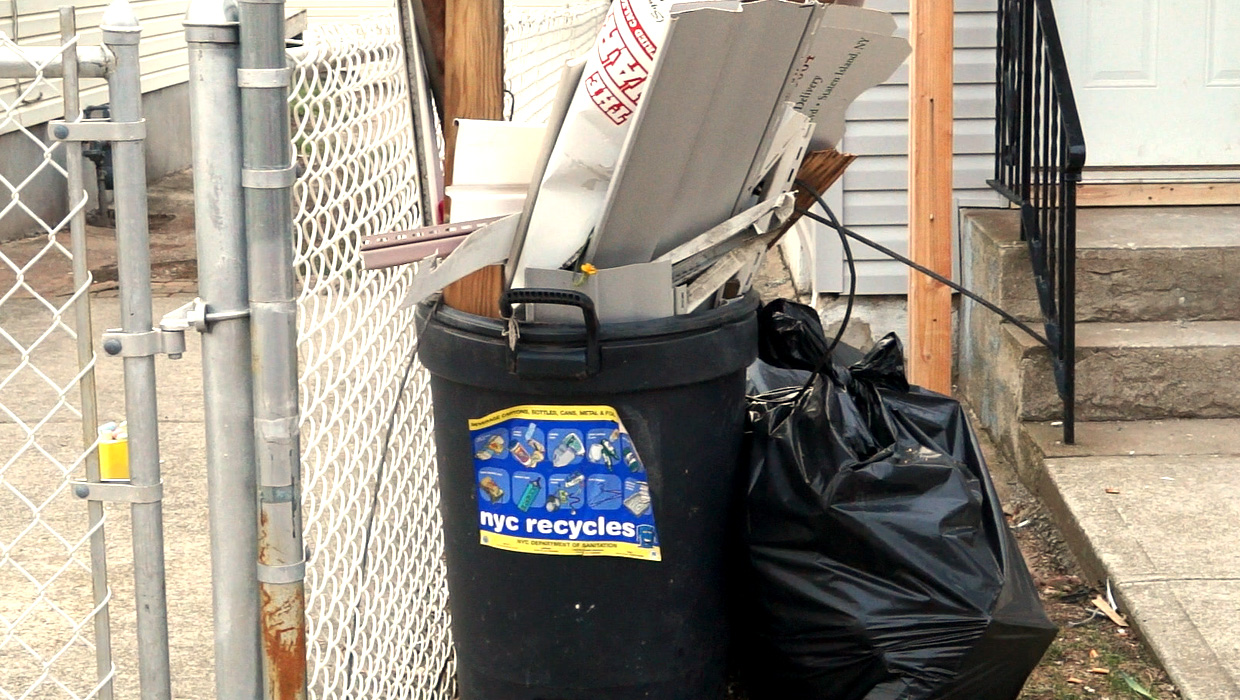 is recycling worth it Nearly 40 years after michigan implemented its landmark 10-cent deposit law,  the state's recycling rate is among the nation's worst.