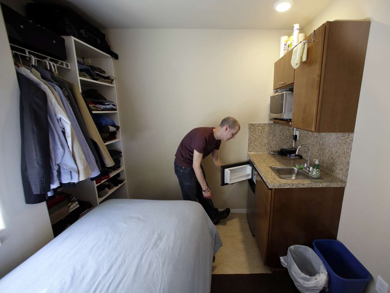 Tiny apartments are creating a big backlash in Seattle ...