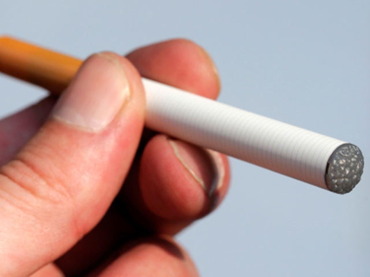 E-cigarette vapor has cancer-causing chemical formaldehyde - CBS News