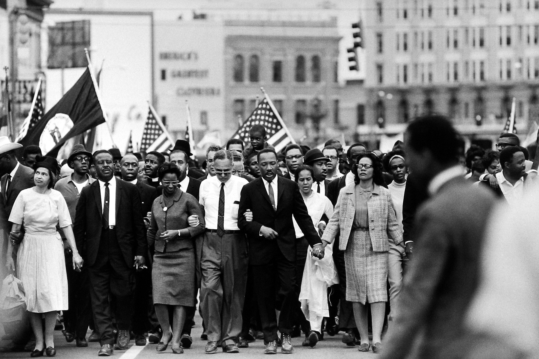 Time of change: Photos of the civil rights movement - Photo 1 - Pictures - CBS News