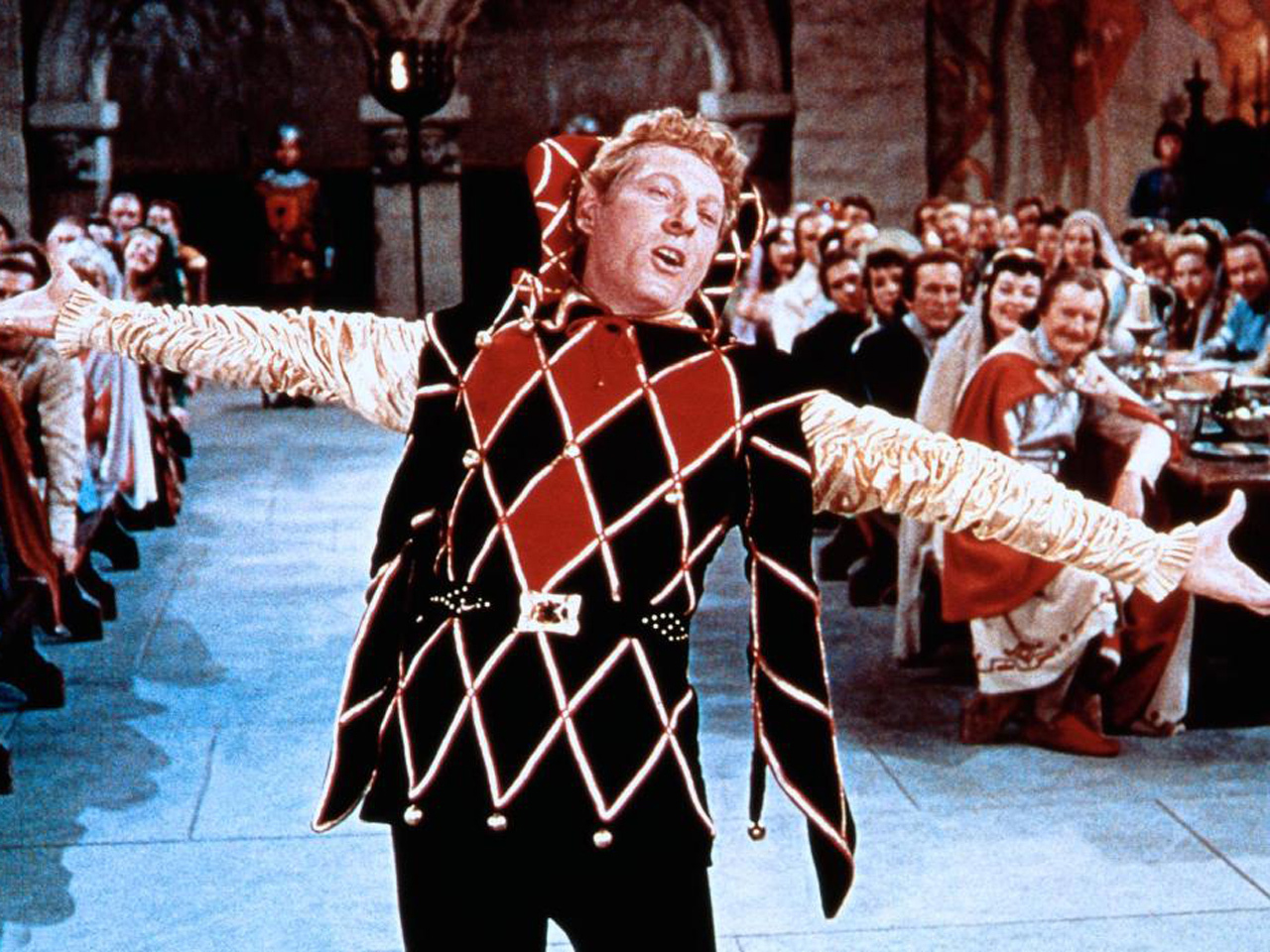 quotthe court jesterquot danny kaye at 100 pictures cbs news