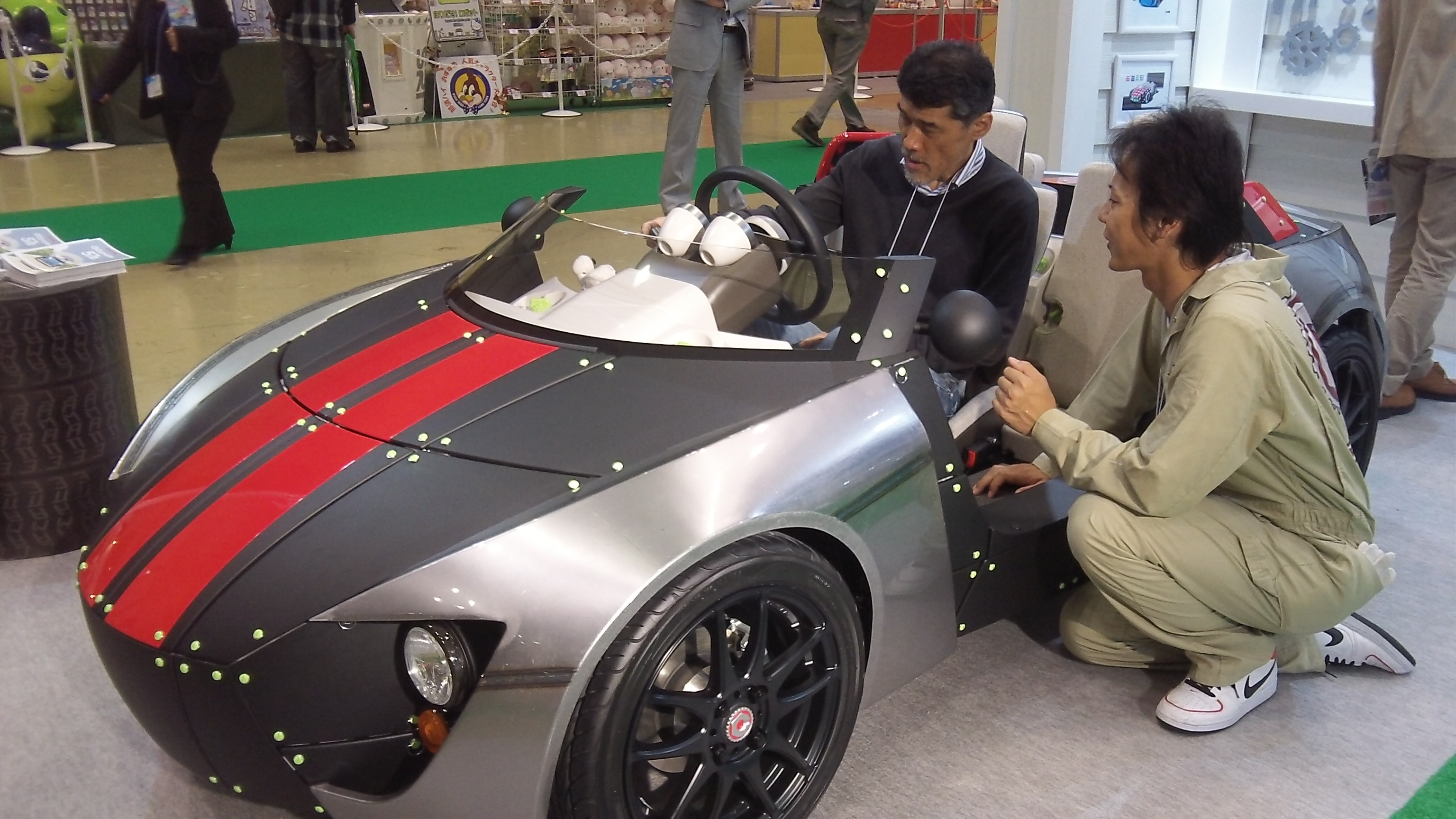Toyoto Makes Cars For Kids In Tokyo Photo 1 Pictures Cbs News