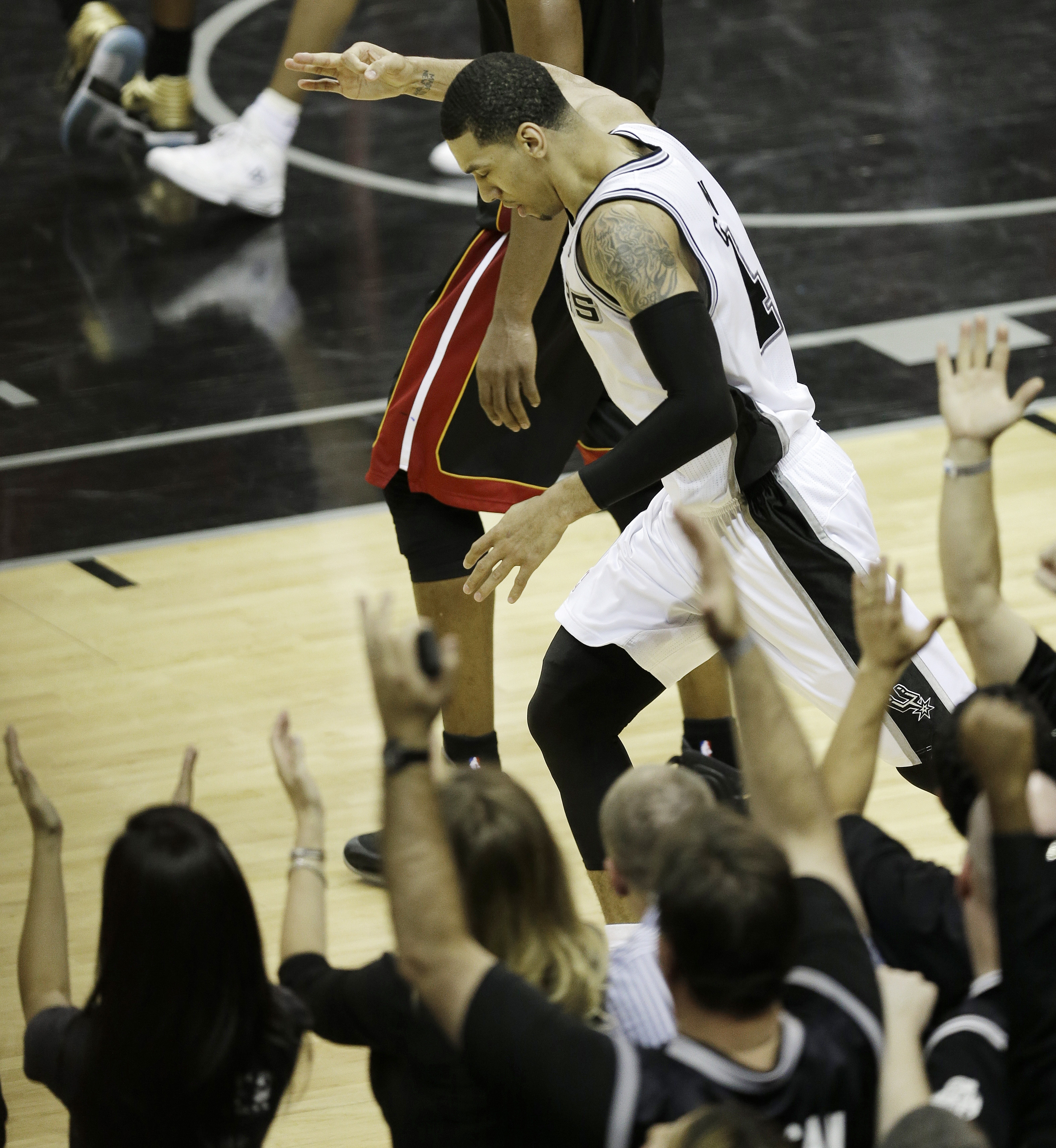 Danny Green claims NBA Finals record for 3-pointers; will he take Finals MVP next? - CBS News