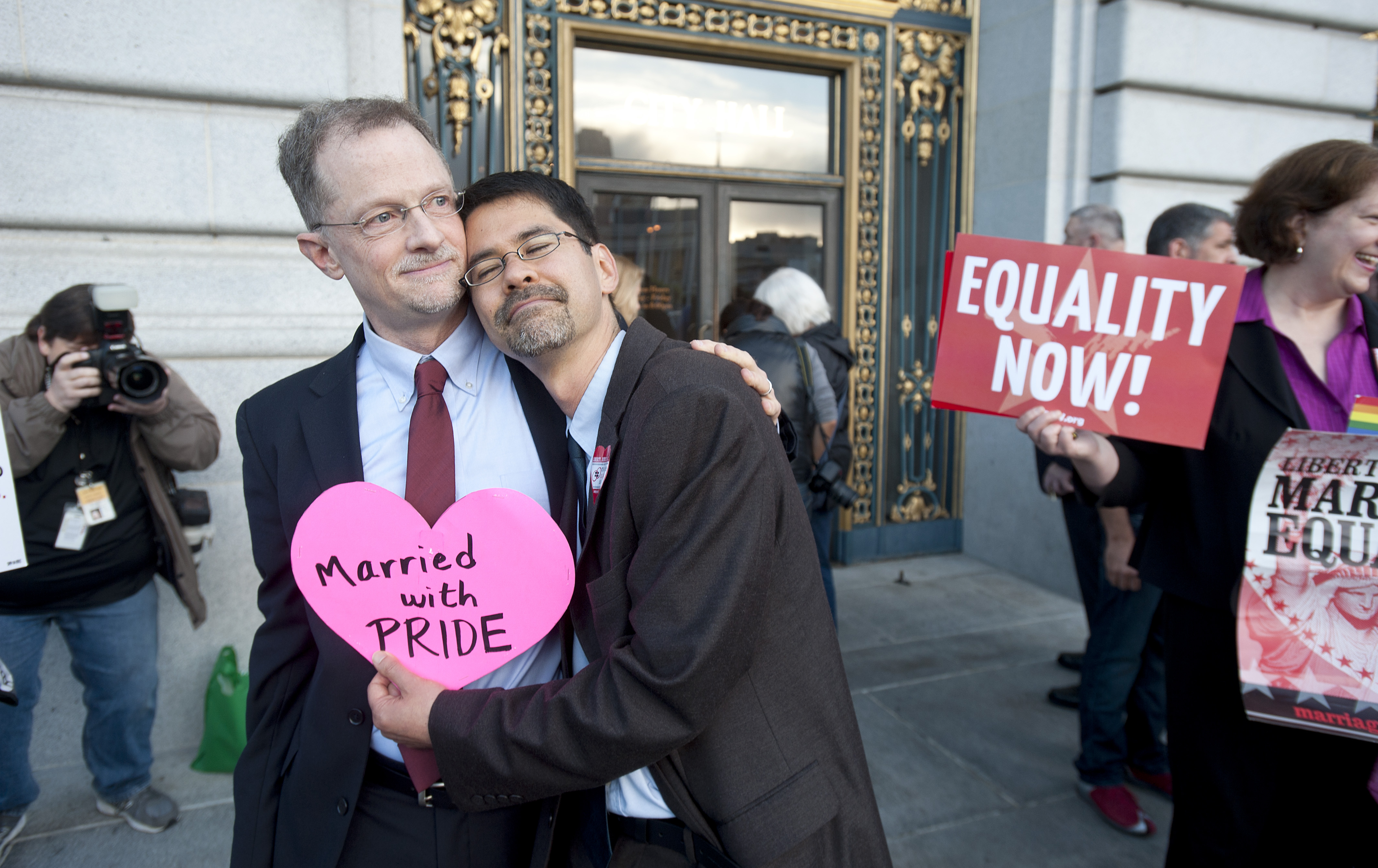 Voting on same sex marriage california