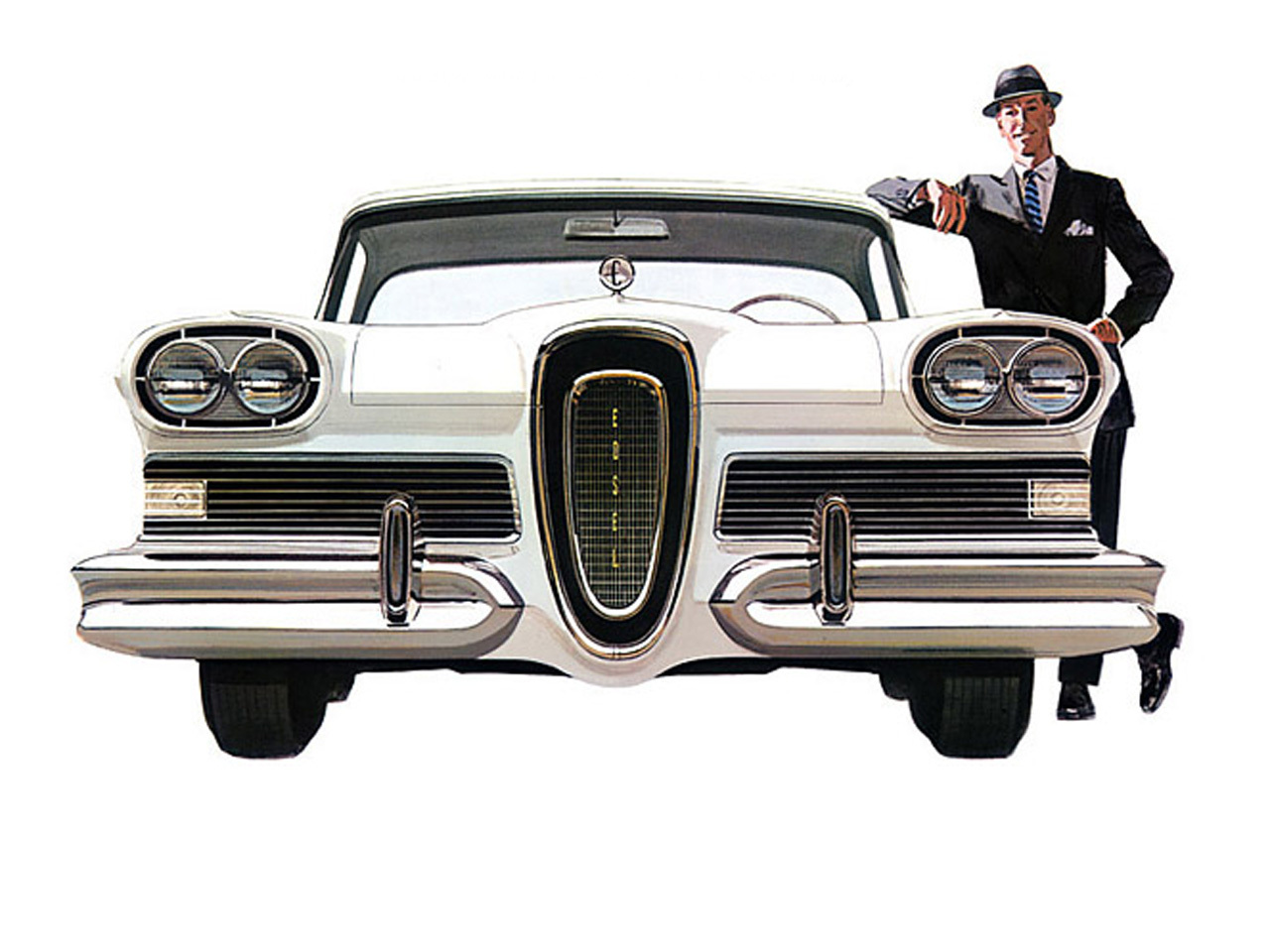 Ford Edsel Epic Embarrassing Product Failures
