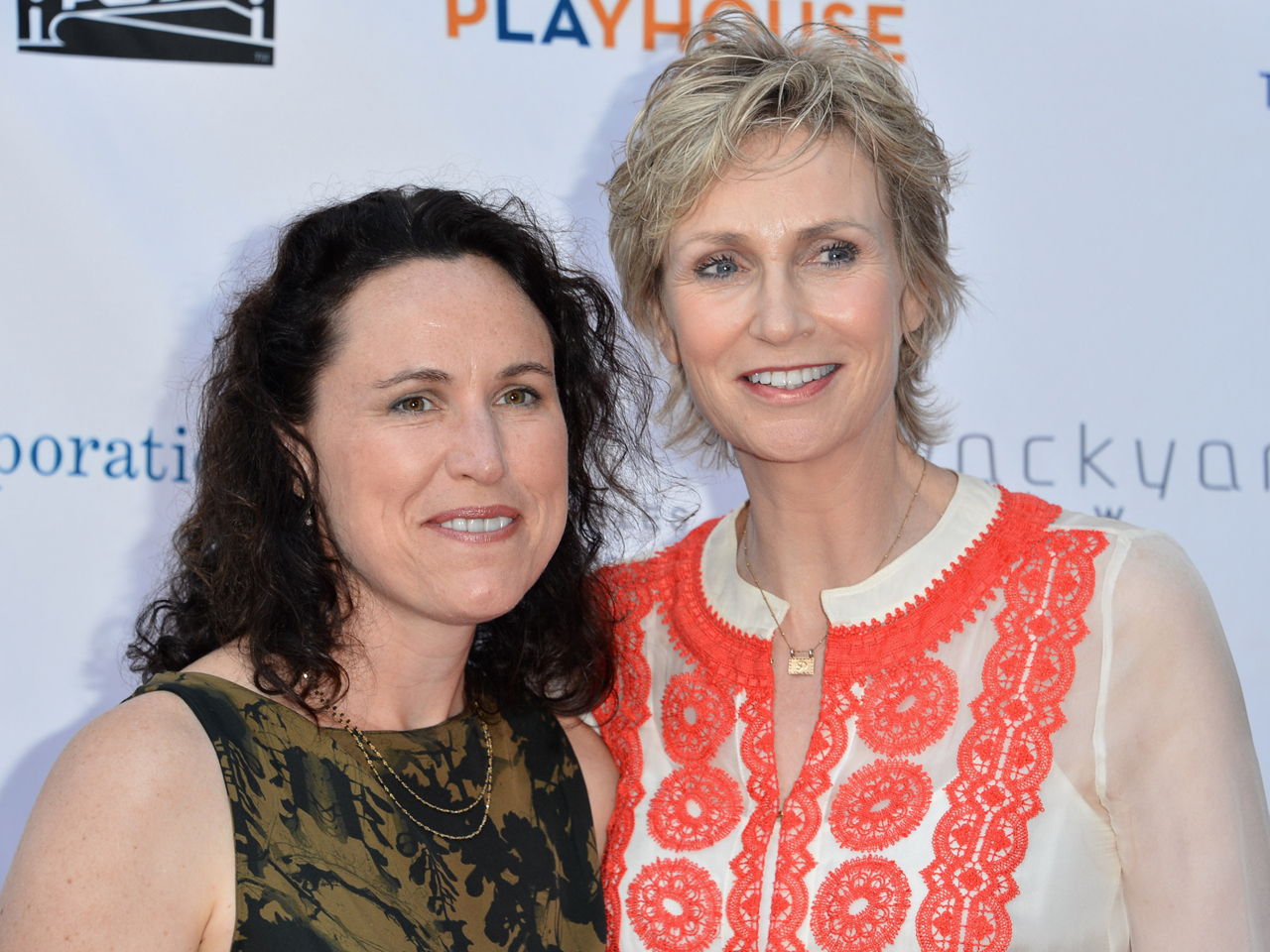jane lynch young