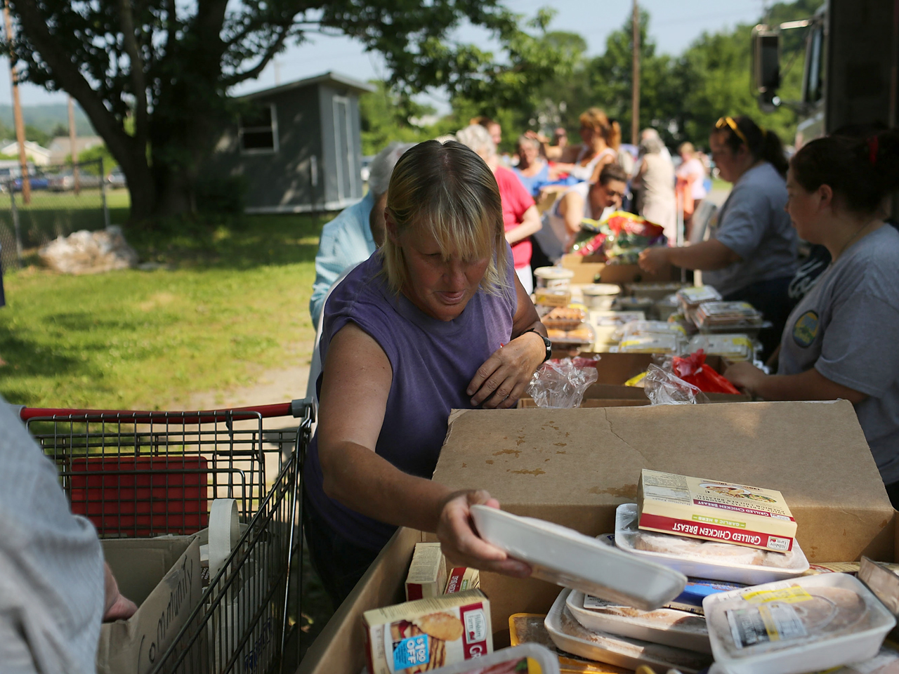 Southern Tier Food Pantry