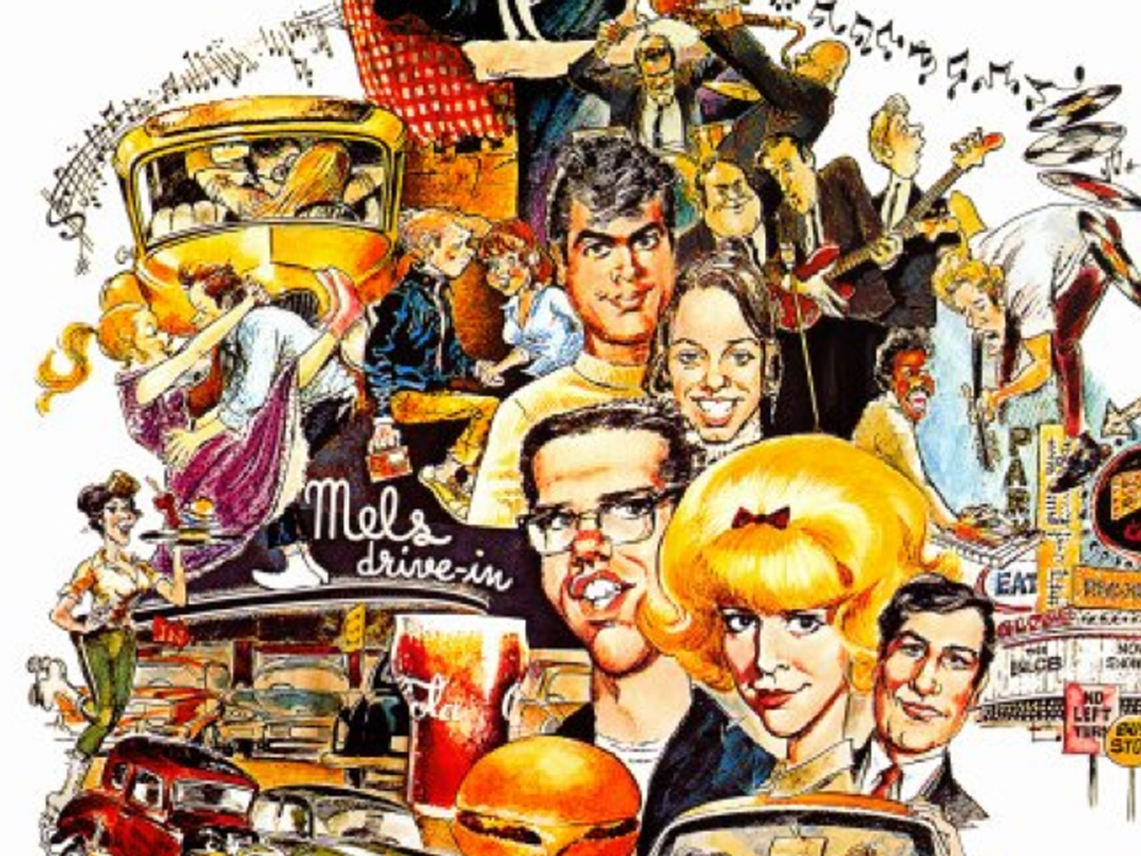 American grafitti - Harrison Ford As Bob Falfa American Graffiti Stars Where Are They Now Pictures Cbs News