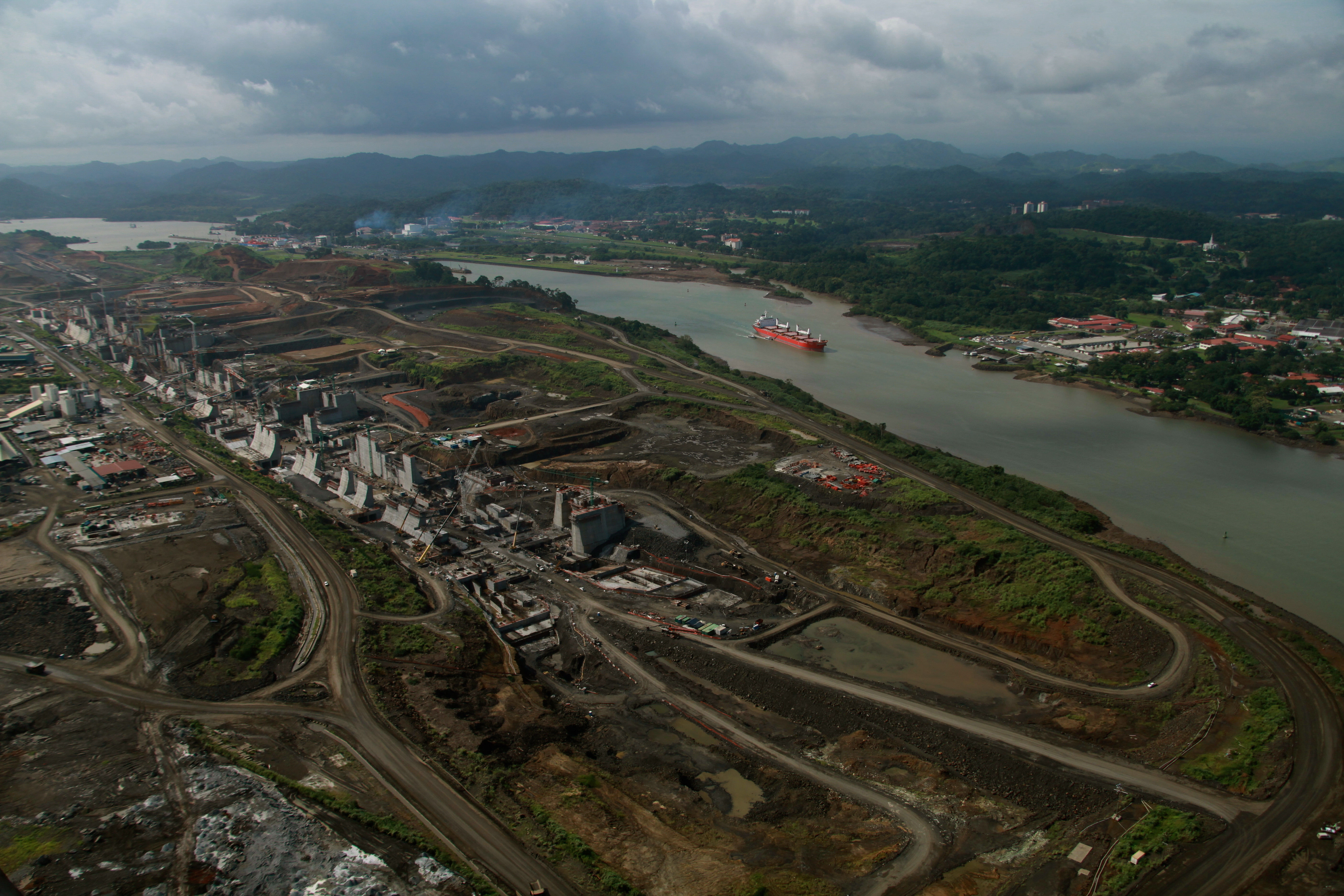 panama canal report 2012