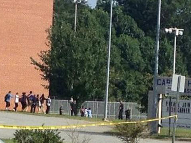 N C  School Shooting: 1 injured after shots fired at a Winston-Salem