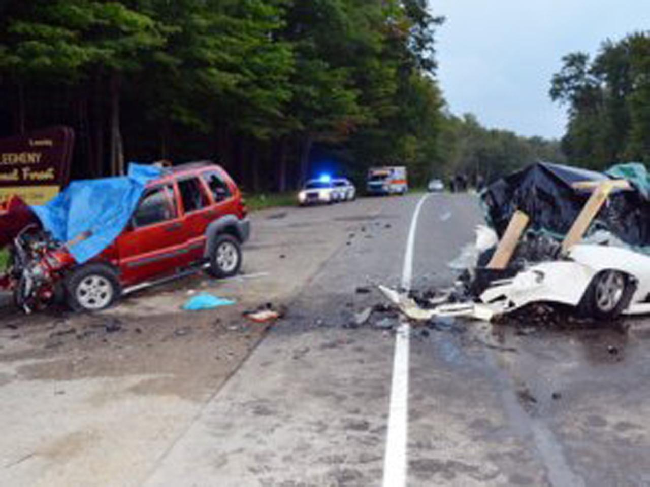 Car Crash Utah Today