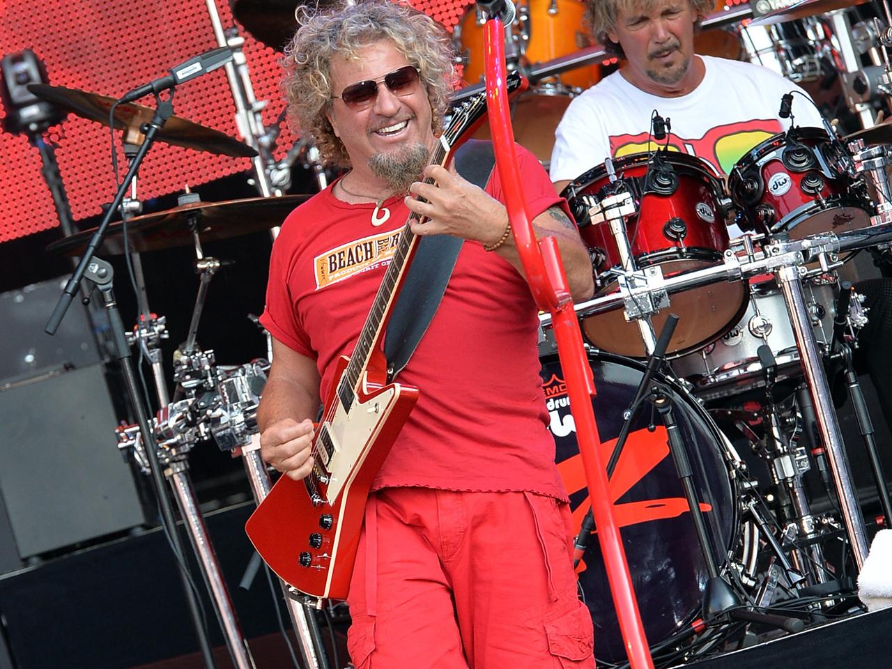 Sammy Hagar On New Album And His Days With Van Halen Cbs News