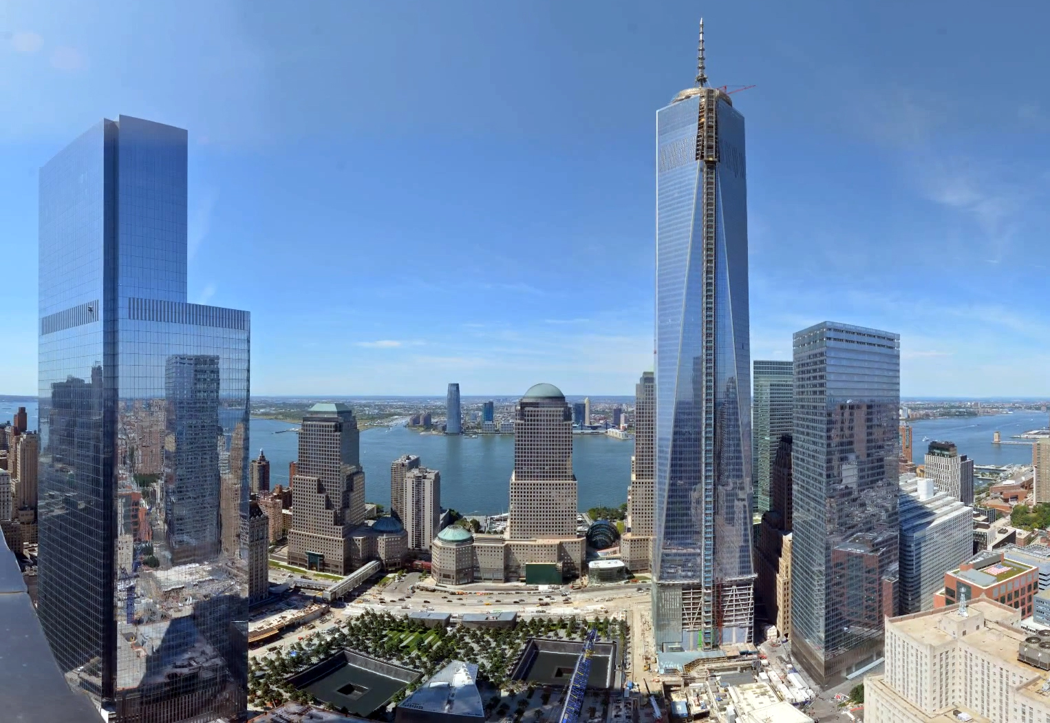 They Say Theyre Building Worlds Tallest >> World Trade Center Will Be Tallest U S Building Experts Say Cbs News