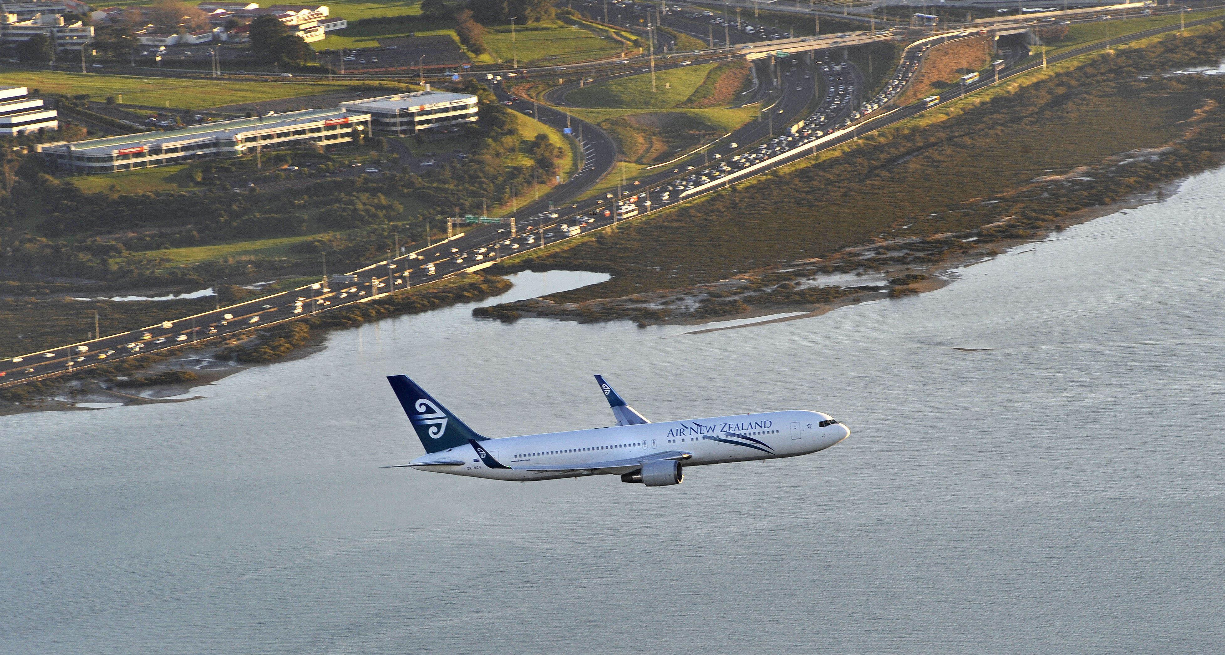 Air New Zealand Plans 1st Flights To Antarctica S Ice