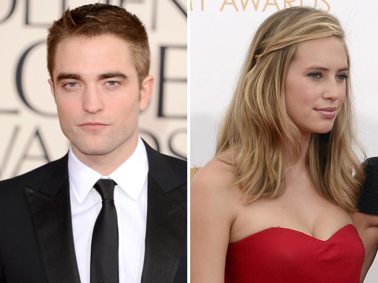 Robert Pattinson dating Dylan dating for intelligente singler UK