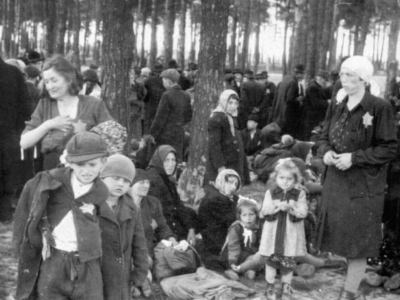 The vast reach of the Nazi Holocaust - CBS News